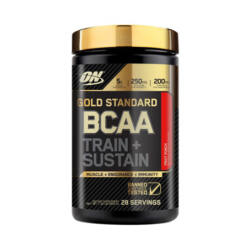 GOLD STANDARD BCAA - TRAIN & SUSTAIN