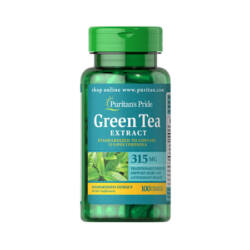 GREEN TEA STANDARDIZED EXTRACT 315mg