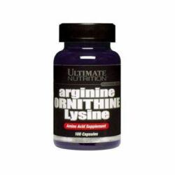 ARGININE/ORNITIN/LYSINE