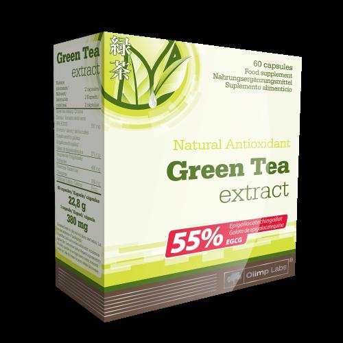 Olimp Sport Nutrition GREEN TEA 60 kapszula