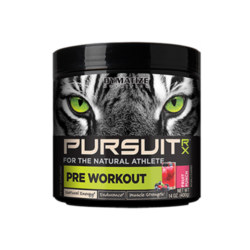 PURSUIT RX PRE WORKOUT