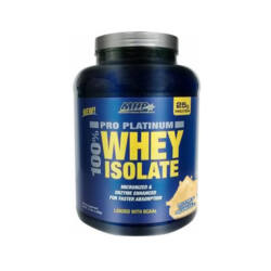 100% PRO PLATINUM WHEY ISOLATE