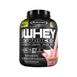 100% WHEY ADVANCED