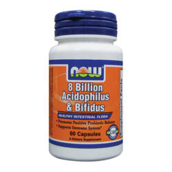 ACIDOPHILUS AND BIFIDUS 8 BILLION