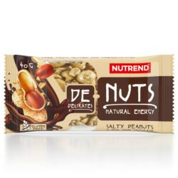 DeNuts 40g (35) Salted peanuts in dark chocolate