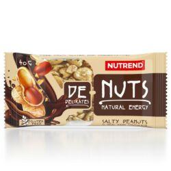 DeNuts 40g (35) Salted peanuts in dark chocolate