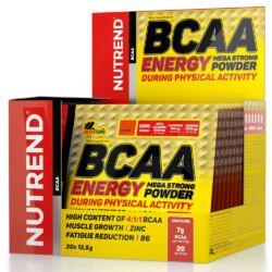 BCAA Energy Mega Strong Powder 20x12,5g