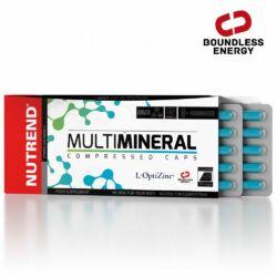 Multimineral Compressed Caps