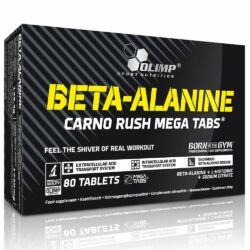 BETA-ALANINE CARNO RUSH Mega Caps