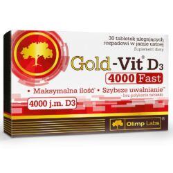 GOLD-VIT D3 4000 FAST