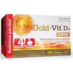 GOLD-VIT D3 2000