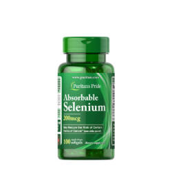 ABSORBABLE SELENIUM 200 MCG