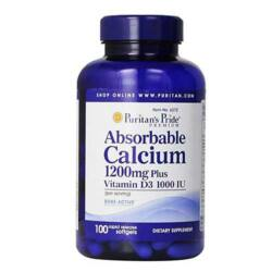 ABSORBABLE CALCIUM PLUS MAGNESIUM & VITAMIN D3