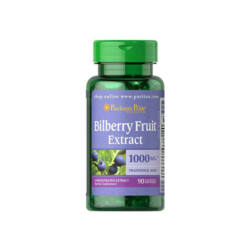 BILBERRY FRUIT 4:1 EXTRACT 1000 mg