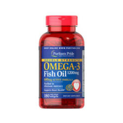 DOUBLE STRENGTH OMEGA-3 FISH OIL 1200 MG