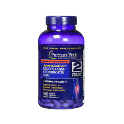 GLUCOSAMINE CHONDROITIN & MSM JOINT SOOTHER
