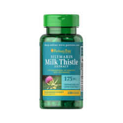 MILK THISTLE STANDARDIZED 175 MG