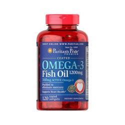 OMEGA-3 FISH OIL COATED 1200mg