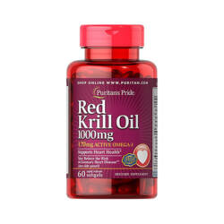 RED KRILL OIL 1000 MG
