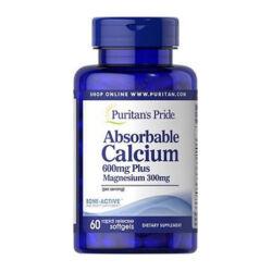 ABSORBABLE CALCIUM PLUS MAGNESIUM