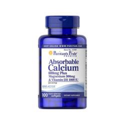 ABSORBABLE CALCIUM PLUS MAGNESIUM & VITAMIN D3