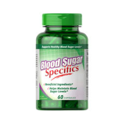 BLOOD SUGAR SPECIFICS