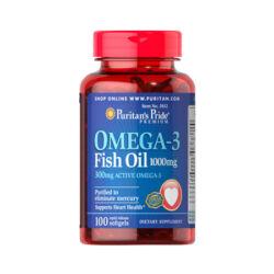 OMEGA-3 FISH OIL 1000mg