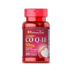 Q-SORB CO Q-10 50mg