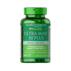 ULTRA MAN 50 PLUS - DAILY MULTI