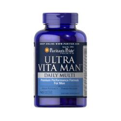 ULTRA VITA MAN - DAILY MULTI