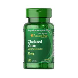 ZINC CHELATE 25mg