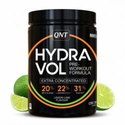 HYDRAVOL Pre-Workout Formula - Lemon/ Lime