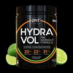 HYDRAVOL Pre-Workout Formula - Lemon/ Lime