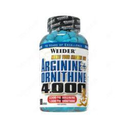 Arginine + Ornithine 4000 Caps